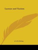 Laotsze and Taoism