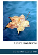 Letters from France [Large Print]
