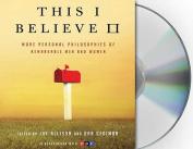 American Book 404846 This I Believe II [Audio]