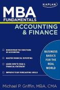 MBA Fundamentals Accounting and Finance
