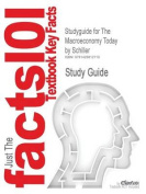 Studyguide for the Macroeconomy Today by Schiller, ISBN 9780072979619
