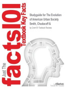 Studyguide for the Evolution of American Urban Society by Smith, Chudacoff &, ISBN 9780130115812