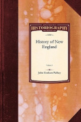 History of New England