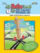 Lorenz Corporation TLC10583 All Paths Lead to Math- Grade 2-4