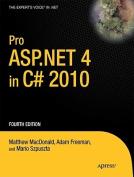 Pro ASP.NET 4.0 in C# 2010