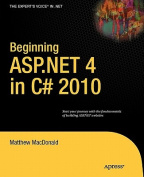 Beginning ASP.NET 4.0 in C# 2010