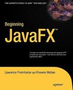 Beginning JavaFX Platform