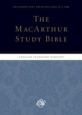 ESV MacArthur Study Bible (Hardcover)