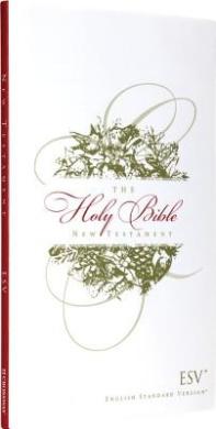 Outreach New Testament-ESV-Christmas Wreath Design
