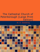 The Cathedral Church of Peterborough [Large Print]