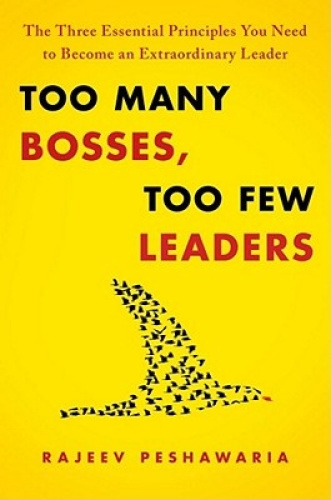 Too Many Bosses, Too Few Leaders: The Three Essential Principles You Need to