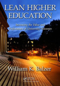 Lean Higher Education