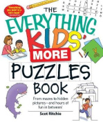 The Everything Kids' More Puzzles Book