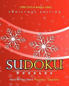 Sudoku Puzzles - Christmas Edition, Hard to Very Hard