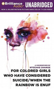For Colored Girls Who Have Considered Suicide/When the Rainbow Is Enuf [Audio]