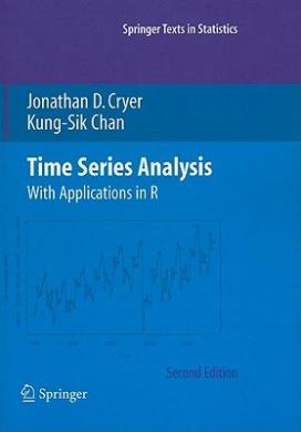 Time Series Analysis (Springer Texts in Statistics)