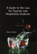 A Guide to the Law for Tourism & Hospitality Students