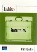 Property Law (Law Briefs)