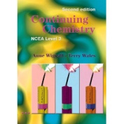 Continuing Chemistry NCEA Level 3