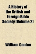 A History of the British and Foreign Bible Society