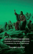 Ancient Christian Writers - The Works of the Fathers in Translation - St Athanasius