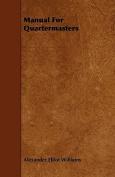 Manual for Quartermasters