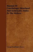 Manual of Conchology; Structural and Systematic. Index to the Helices
