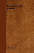 Poems of D. G. Rossetti