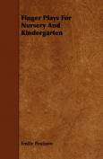Finger Plays For Nursery And Kindergarten