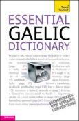 Essential Gaelic Dictionary