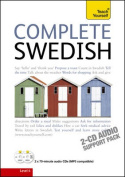Complete Swedish Beginner to Intermediate Book and Audio Course [Audio]