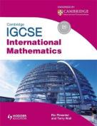 Cambridge Igcse International Mathematics. Terry Wall, Ric Pimentel