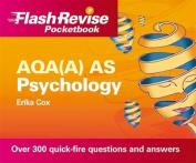 AQA(A) AS Psychology Flash Revise Pocketbook
