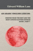 An Arabic-English Lexicon