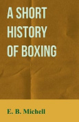 A Short History Of Boxing