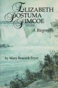 Elizabeth Posthuma Simcoe, 1762-1850