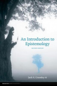 An Introduction to Epistemology