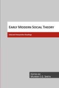 Early Modern Social Theory