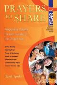Prayers to Share, Year C