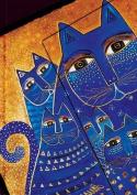 Smythe Sewn Fantastic Felines Mediterranean Cats Lined
