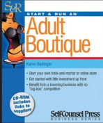Start and Run an Adult Boutique