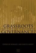 Grassroots Governance?