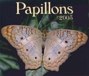 Papillons Calendar 2003  [FRE]