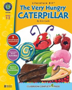 A Literature Kit for the Very Hungry Caterpillar, Grades 1-2 [With 3 Overhead Transparencies]