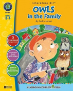 Classroom Complete Press CC2307 Owls in the Family - Literature Kit