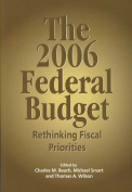 The 2006 Federal Budget
