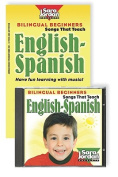 Sara Jordan Publishing JMPSK Bilingual English Spanish Beginners Cd Audio Kit [39 Discs]
