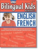 Bilingual Kids Beginners English / French Resource Book