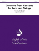 Concerto from Concerto for Lute and Strings, Medium