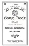 Dime Song Book #2